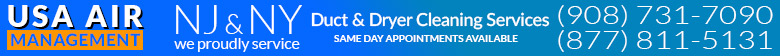 Warren County NJ dryer vent cleaning
